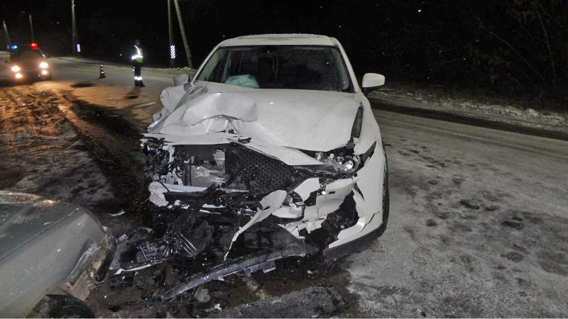 Мужчина скончался после ДТП в Сосновском районе