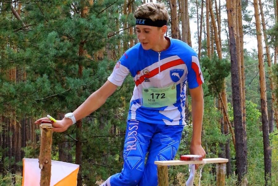 На первенстве России по спортивному ориентированию тамбовчанин завоевал две медали
