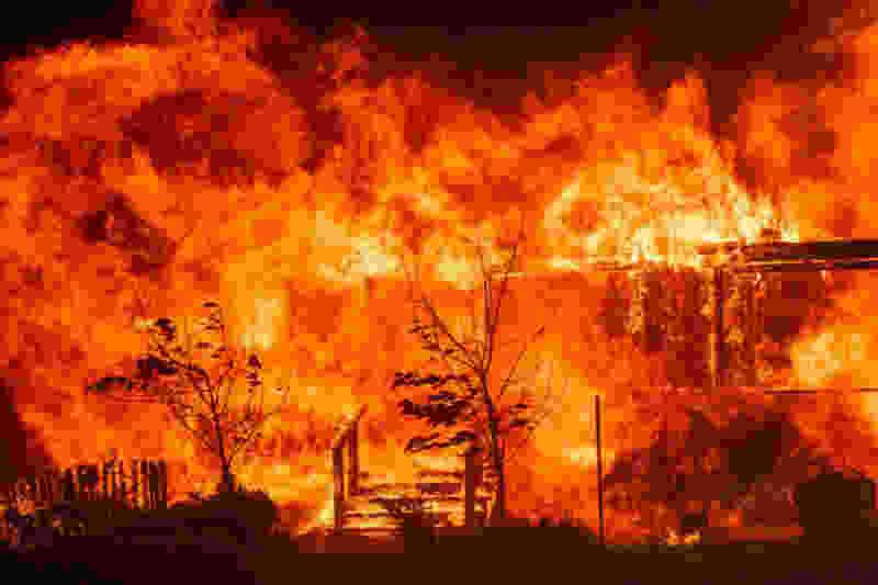 На прошлой неделе в регионе случилось 32 пожара