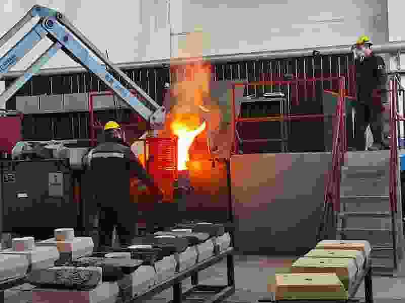 На тамбовском заводе открыли роботизированный литейный цех