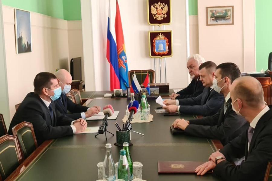 Назначен новый главный судебный пристав по Тамбовской области