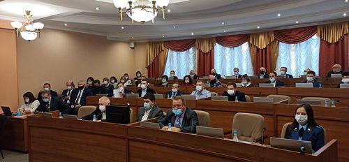 Об итогах третьего внеочередного заседания Тамбовской городской Думы седьмого созыва