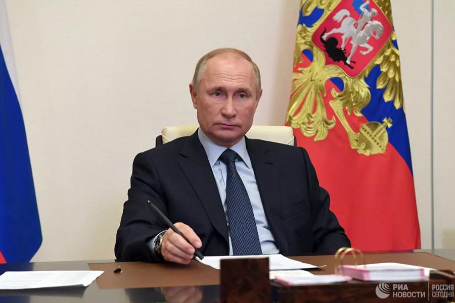Объявлена дата ежегодной пресс-конференции Владимира Путина