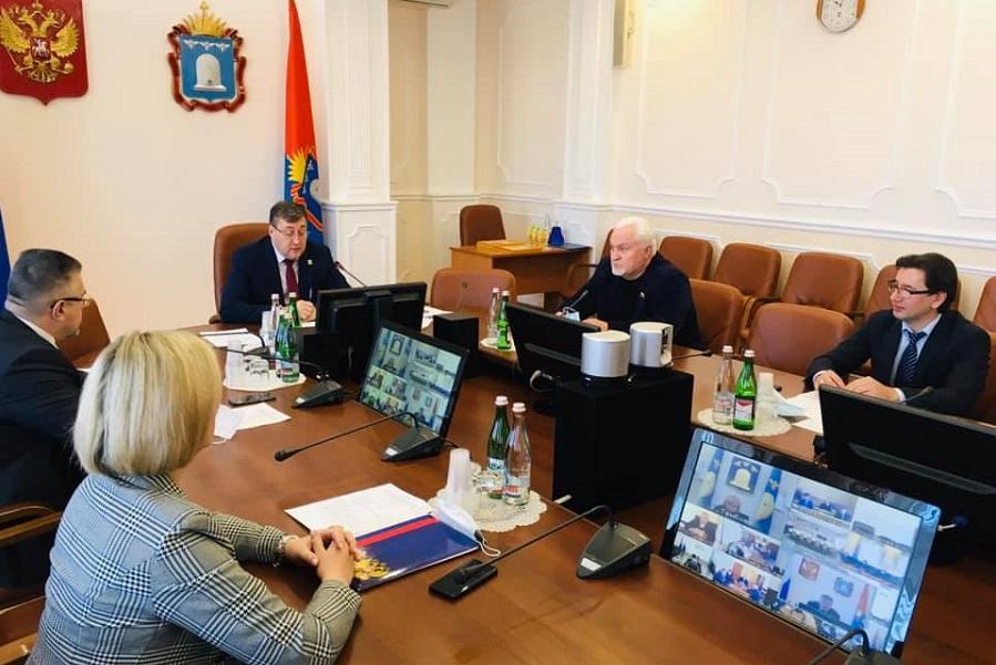 Рассказовский район вошел в тройку лидеров по развитию сельского хозяйства