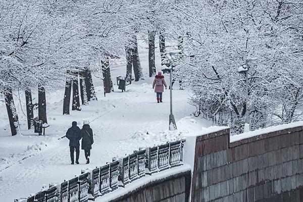 Синоптики дали прогноз на предстоящую зиму