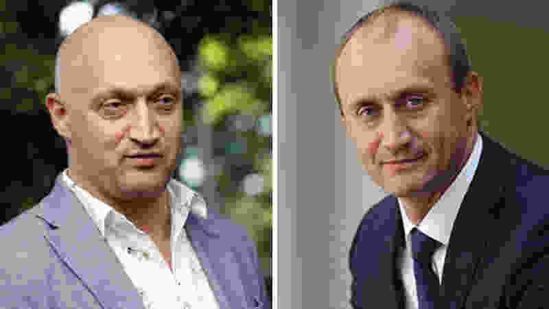 Система распознавания лиц перепутала депутата Госдумы Александра Жупикова с Гошей Куценко