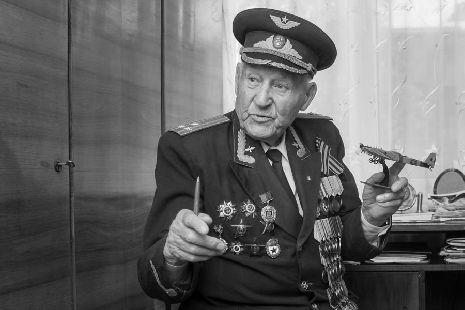 Тамбовчане простились с ветераном Великой Отечественной войны Александром Боднаром