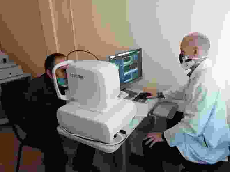 Тамбовская глазная больница приобрела 3D-томограф для более точной диагностики зрения