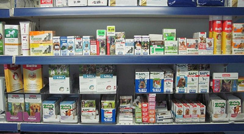Тамбовская ветаптека незаконно продавала лекарства для питомцев