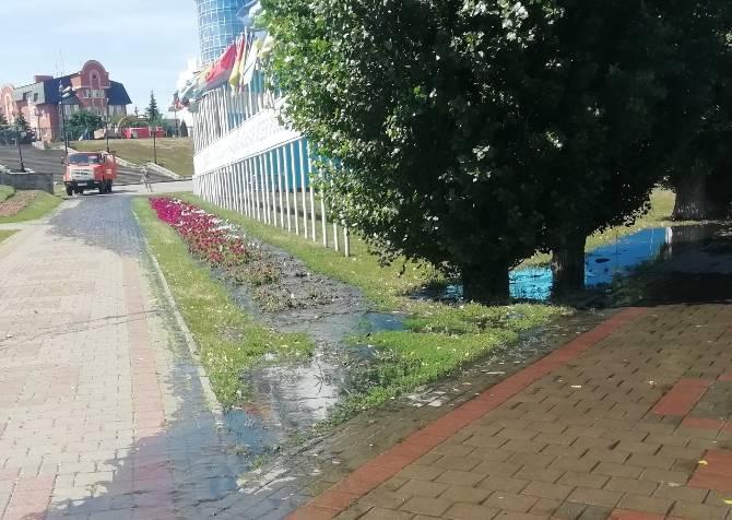 «Тамбовские коммунальные системы» снова оштрафованы за нарушения в сфере экологии