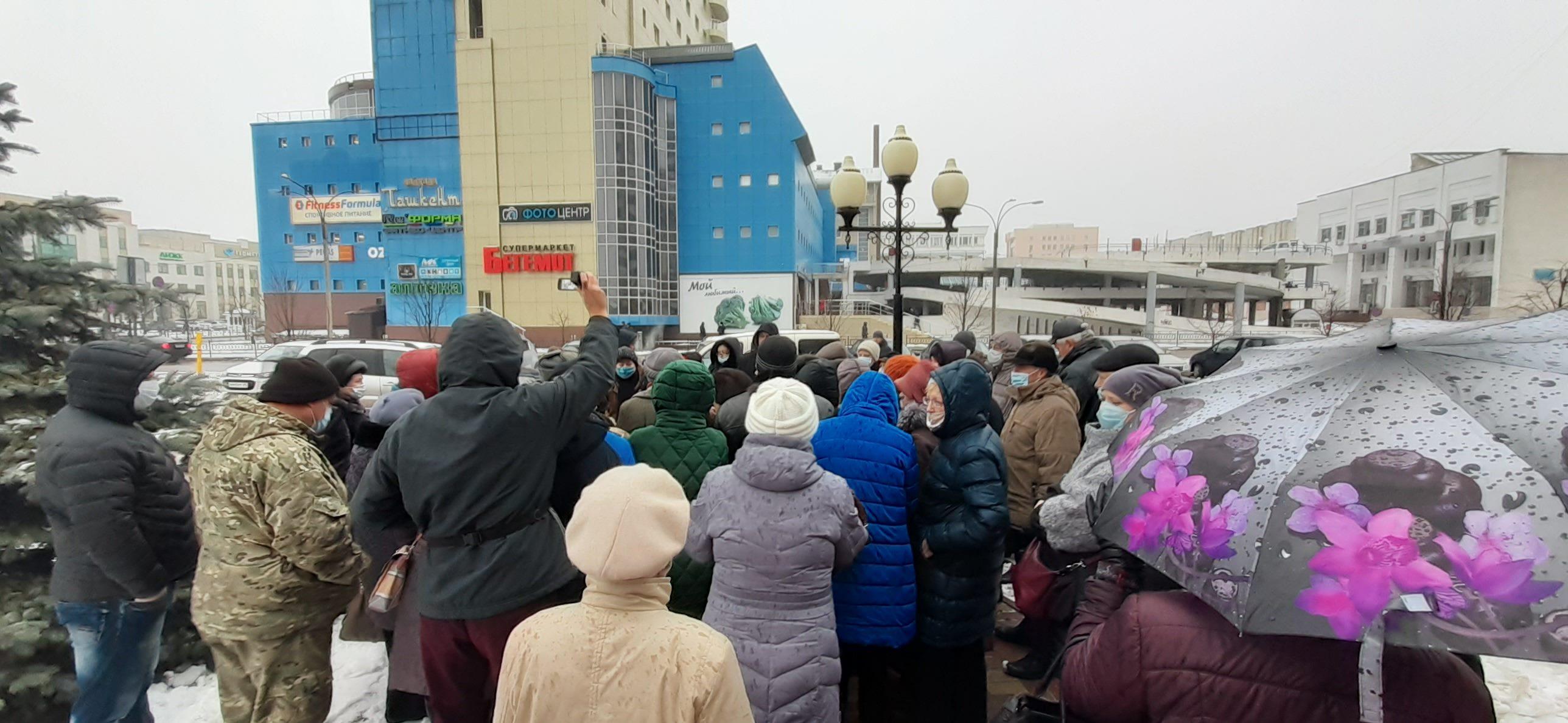 """Тамбовские пайщики """"Золотой Руси"""" требуют помощи от региональной власти"""