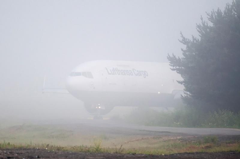 Тамбовский аэропорт отменяет рейсы из-за сильного тумана