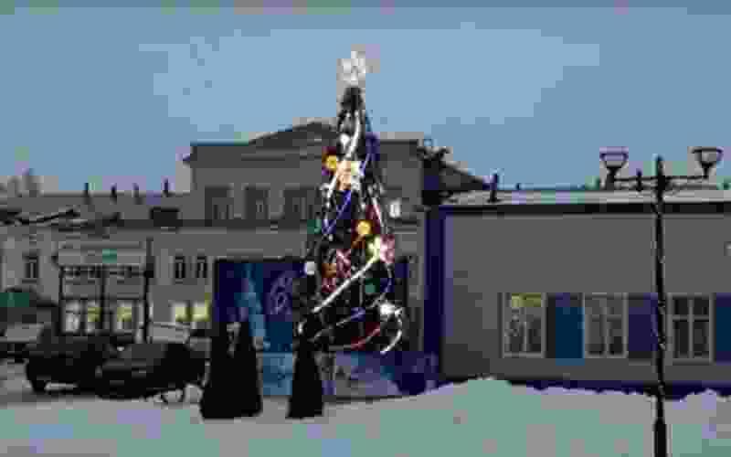 Тамбовский завод «Пигмент» приглашает всех на новогоднюю ёлку