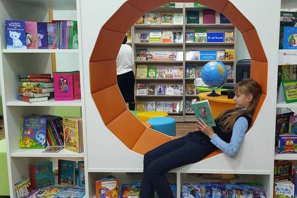 В2021 году вТамбовской области появится ещетримодельные библиотеки благодаря нацпроекту «Культура»