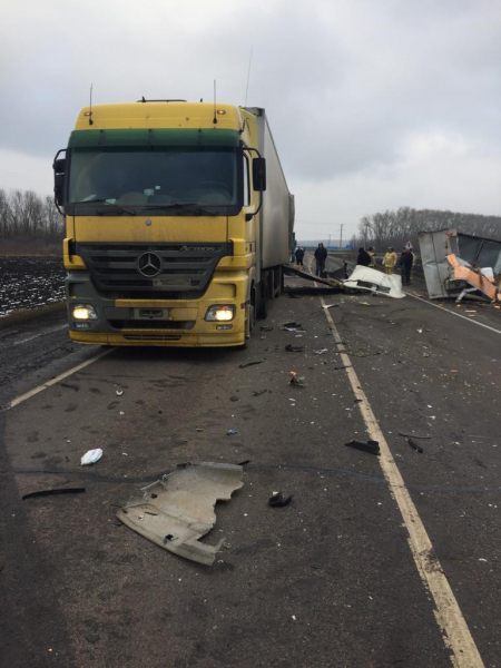 В двух авариях в Тамбовской области люди чудом остались живы