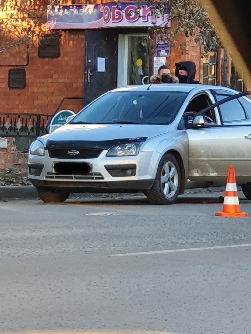 В Кирсанове мужчина умер за рулем автомобиля