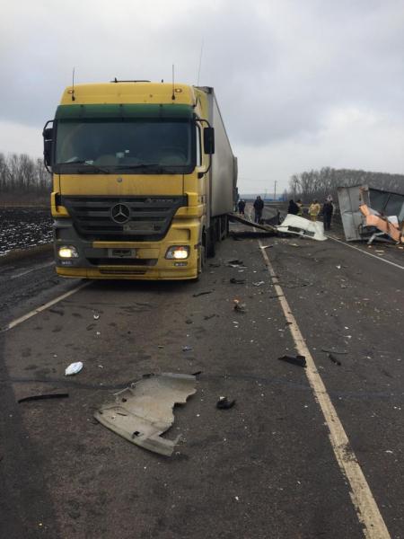 """В Мордовском районе автомобиль """"ГАЗ"""" разорвало на части"""