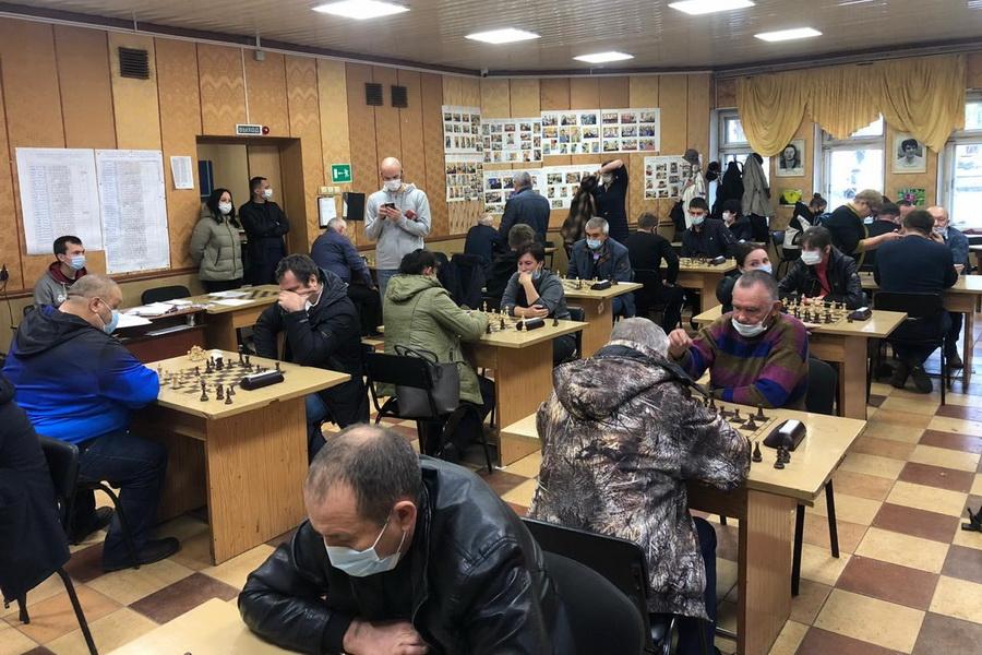 В рамках Спартакиады стали известны сильнейшие тамбовские шахматисты и теннисисты