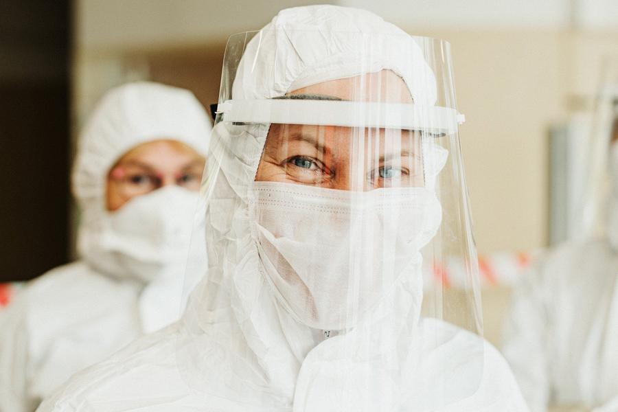 В России обновился рекорд по суточной заболеваемости коронавирусом