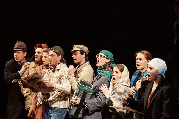 В Тамбов с гастролями приедет Владимирский академический театр драмы