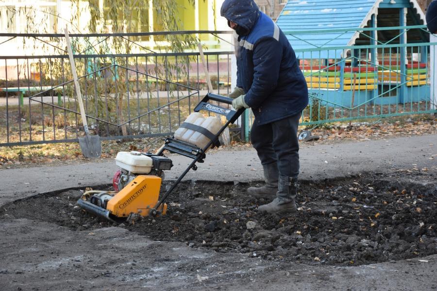 В Тамбове берут под контроль восстановление территорий после земляных работ