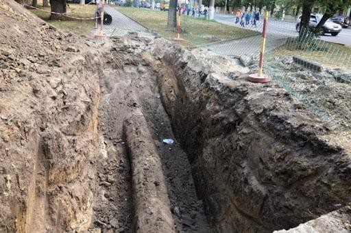 В Тамбове насчитали более 200 разрытий после ремонтных работ