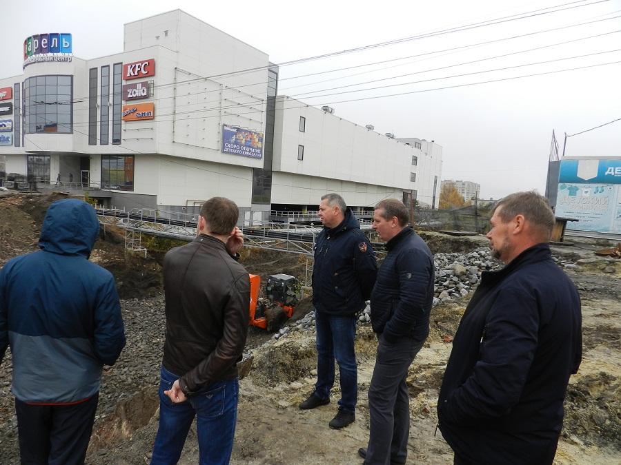 В Тамбове ремонт некоторых дорог идет с задержкой
