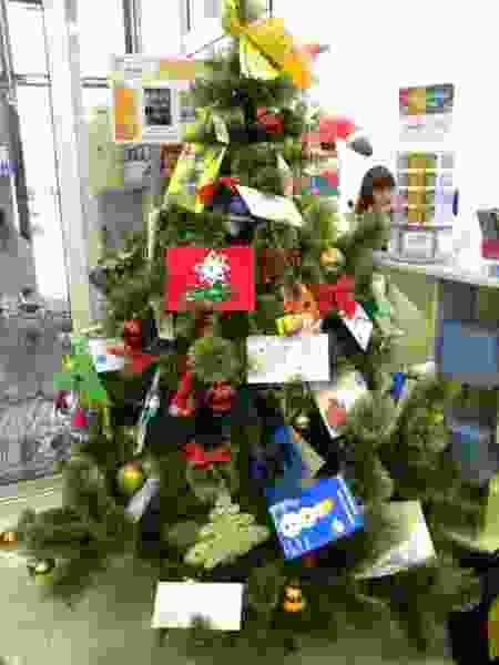 """В Тамбове стартует традиционная благотворительная акция """"Дерево добра"""""""