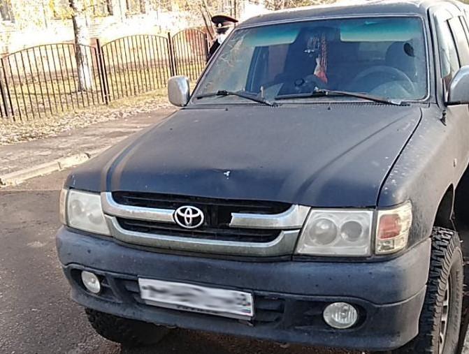 В Тамбове возле школы №11 под колёса попали первоклассница и её бабушка