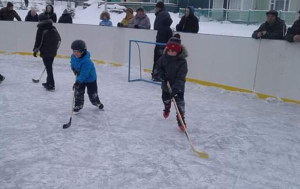 В Тамбове зальют 4 городских катка и 8 хоккейных коробок