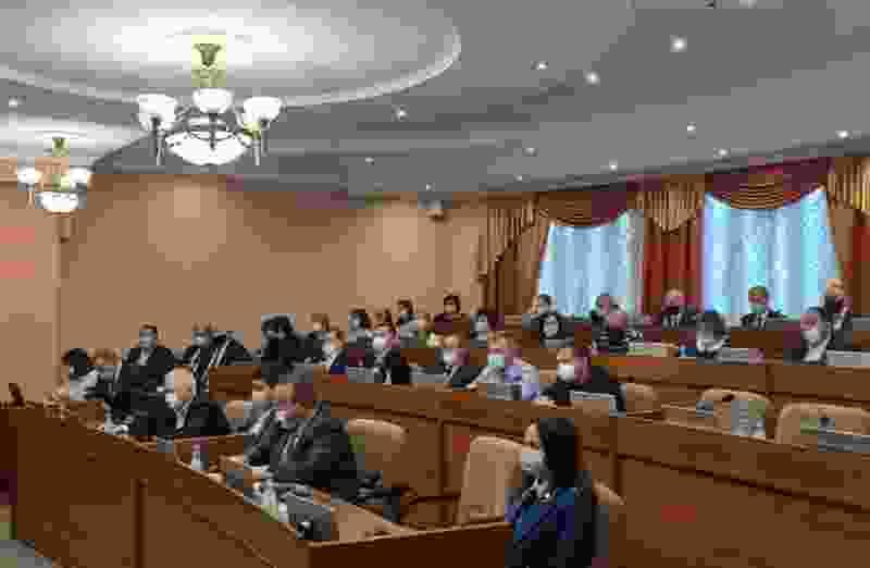 В Тамбовской гордуме создано внефракционное объединение «Наш город»
