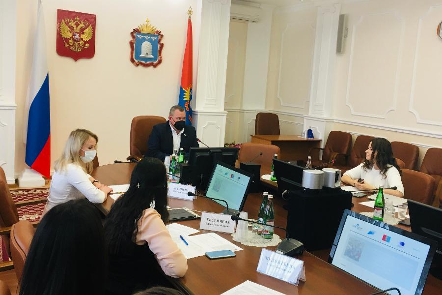 В Тамбовской области активно развивается женское предпринимательство