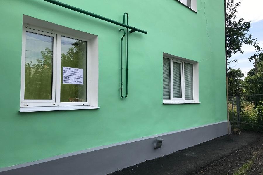 В Тамбовской области капитальный ремонт многоквартирных домов завершен на 70%