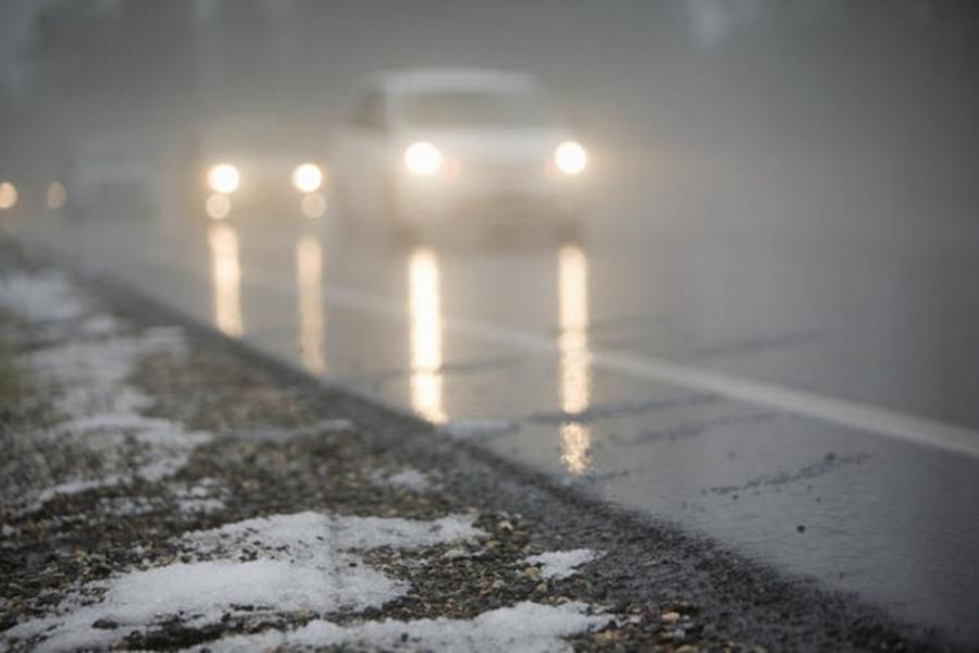 В Тамбовской области прогнозируют туман и гололедицу
