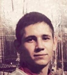 В Тамбовской области пропал молодой парень