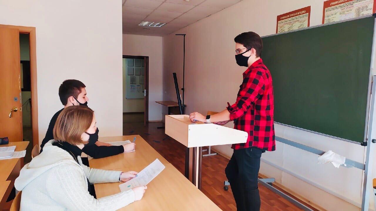В Тамбовском филиале РАНХиГС прошёл круглый стол