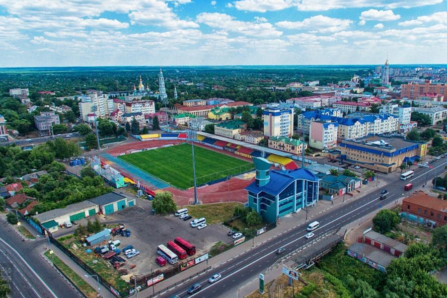 """В управлении спорта заявили, что бюджет области не отвечает за долги ФК """"Тамбов"""""""
