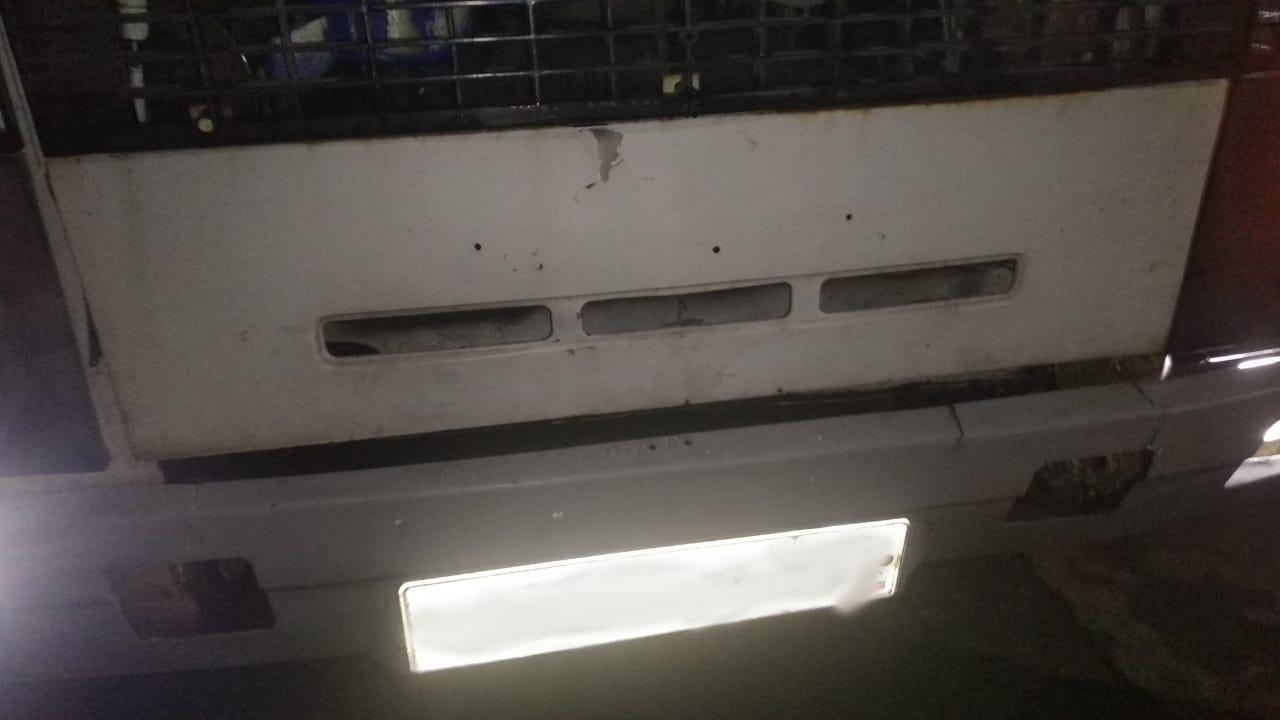Водитель автобуса сбил подростка на пешеходном переходе и скрылся