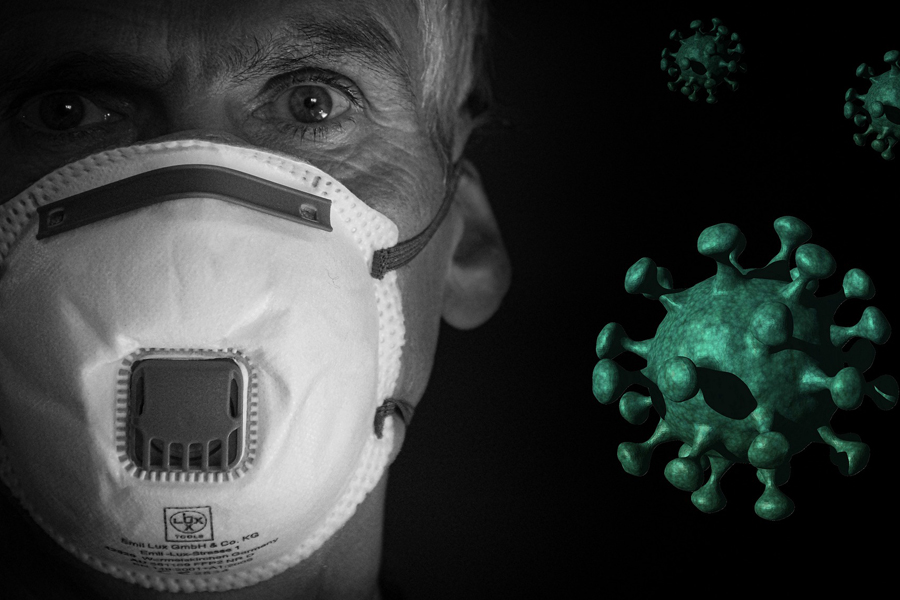 За минувшие сутки скончалось рекордное количество больных коронавирусом