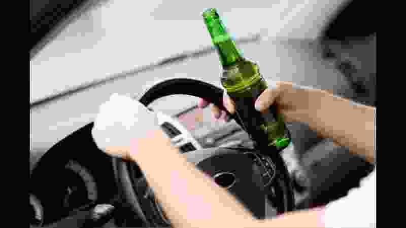 За прошедшую неделю в регионе поймано 5 нетрезвых водителей