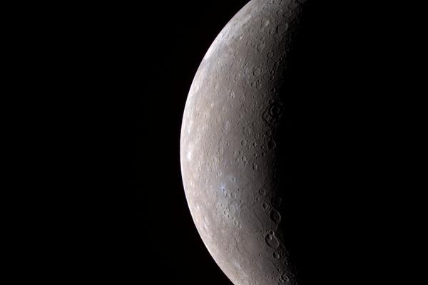 Земляне смогут увидеть Меркурий