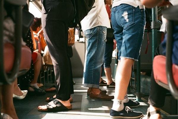 Жители Мичуринска жалуются на несоблюдение социальной дистанции в транспорте