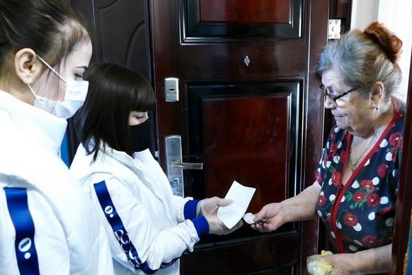 """Жители Тамбовской области продолжают получать поддержку """"мобильных бригад"""""""