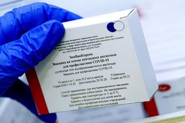 Для иммунизации всех добровольцев старше 60 лет выбрана одна вакцина