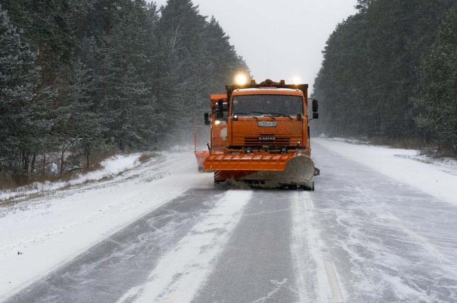 Дорожные службы приведены в режим повышенной готовности
