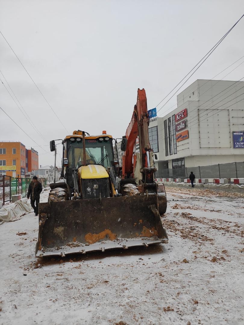 Движение по улице Базарной планируют восстановить до Нового года
