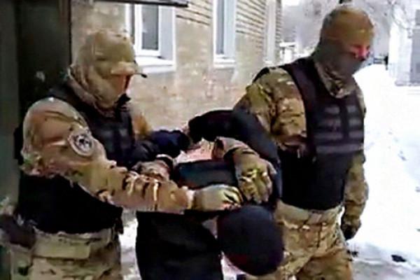 ФСБзадержала юношу вТамбове поподозрению вподготовке взрыва
