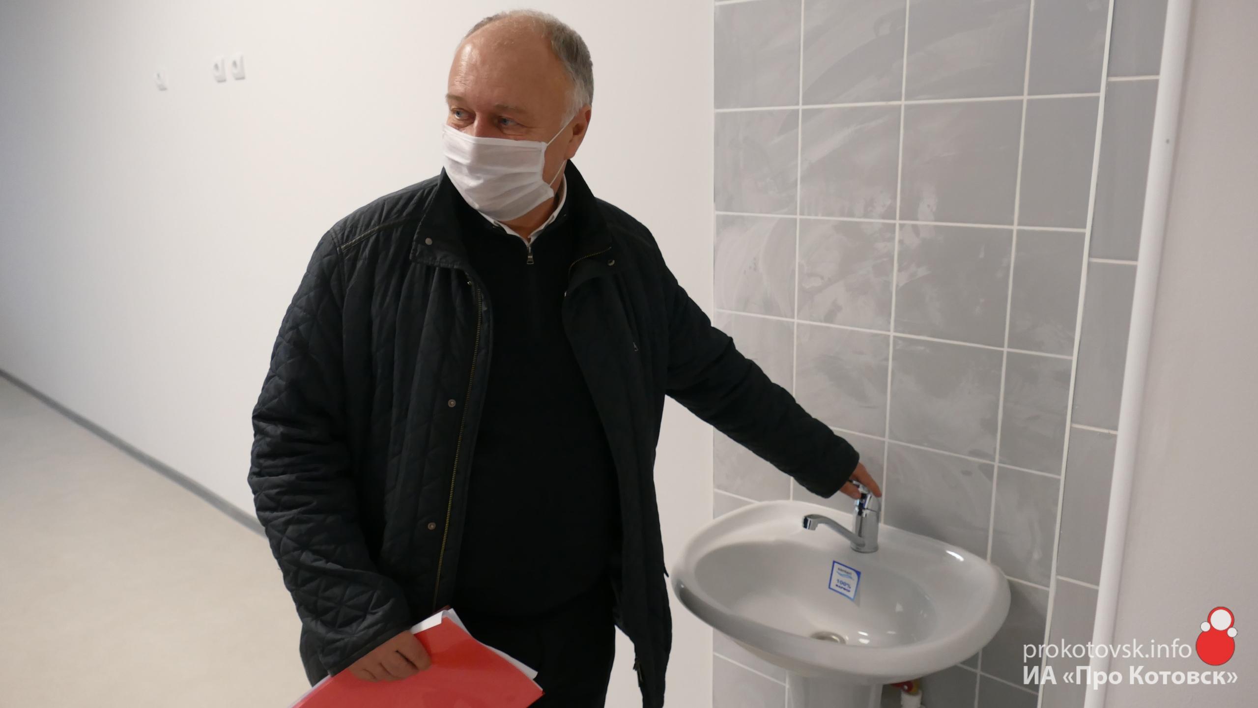 Котовск вновь посетил вице-губернатор Тамбовской области Арсен Габуев