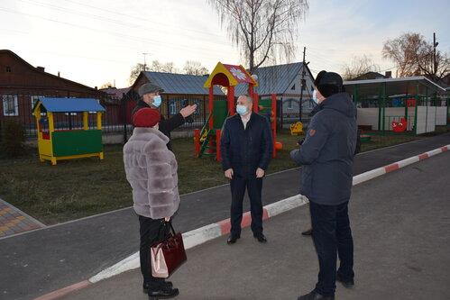 Максим Косенков лично проверил новые детские сады Тамбова