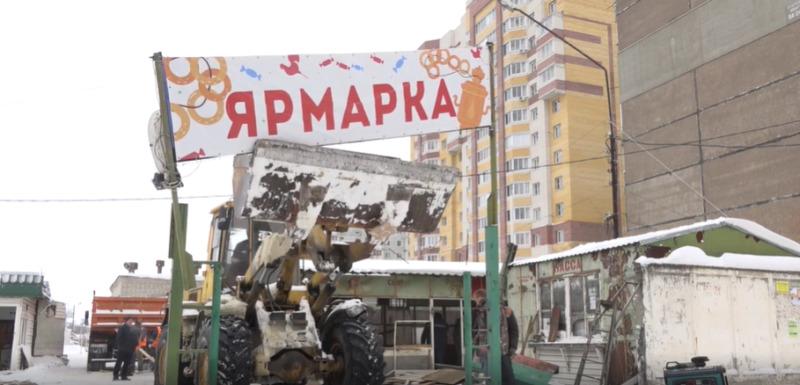 """Микрорынок в """"Лётке"""" теперь будет принадлежать городу Тамбову"""